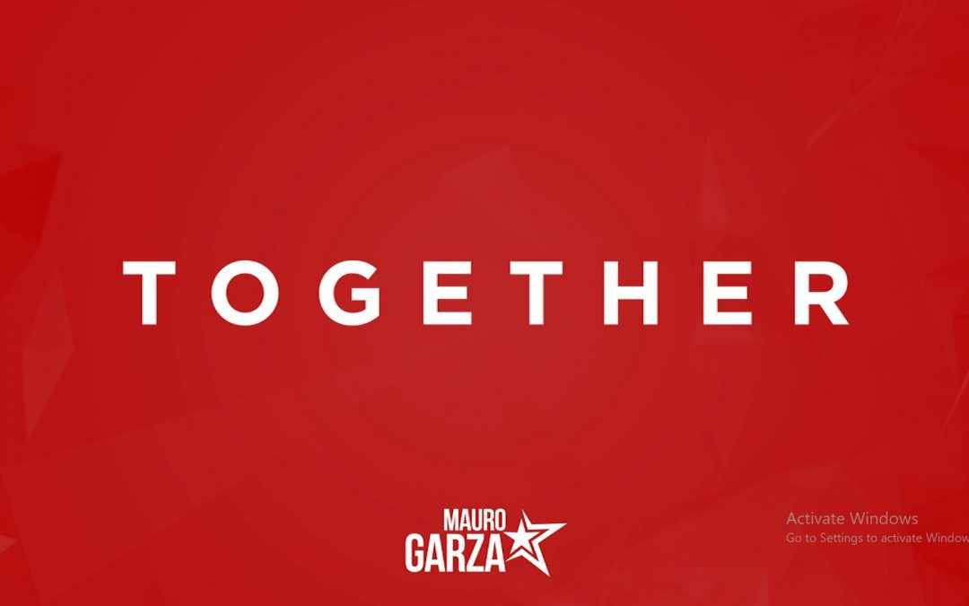 Together: Be Part of the Change!